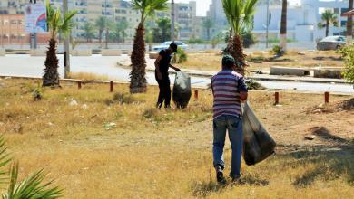 Photo of حملات نظافة مستمرة من بلدية بنغازي