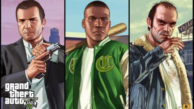 لعبة Grand Theft Auto 5