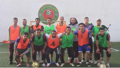 Photo of رياضة ورسالة سلام في بني وليد