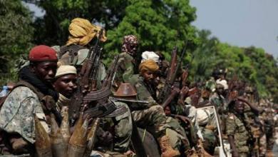 صورة مقتل 22 شخصا في أفريقيا الوسطى