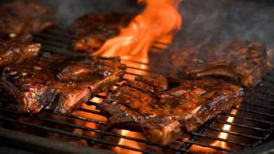 Photo of دراسة: اللحوم المشوية ترفع ضغط الدم