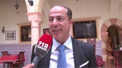 رئيس الاتحاد الليبي لكرة القدم الدكتور جمال الجعفري