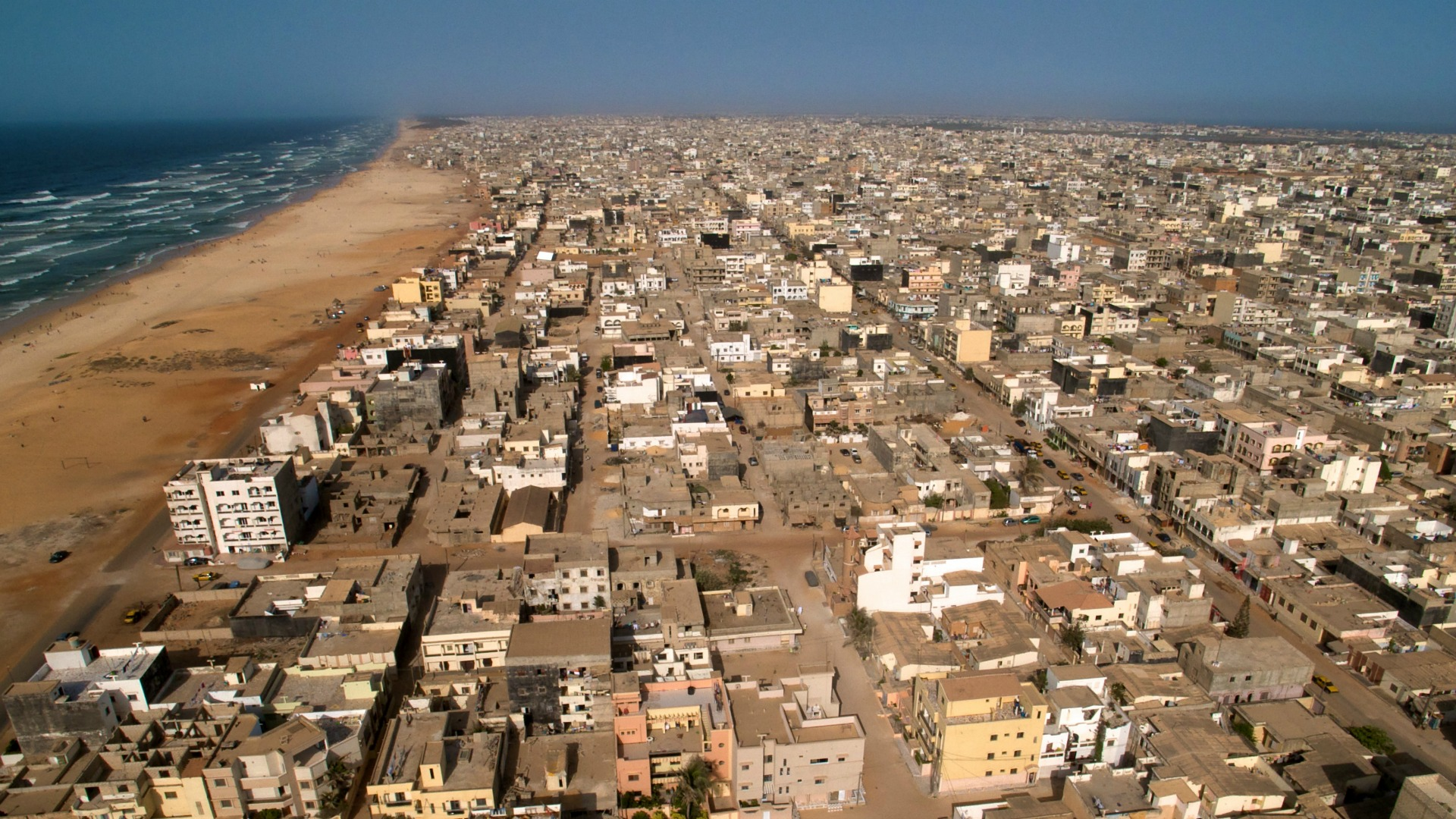 داكار عاصمة السنغال