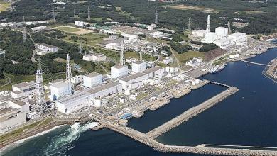 """مفاعل """"فوكوشيما"""""""