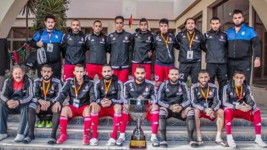 Photo of الاتحاد يلاقي الترسانة في كأس الصالات