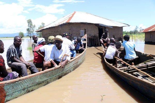فيضانات كينيا