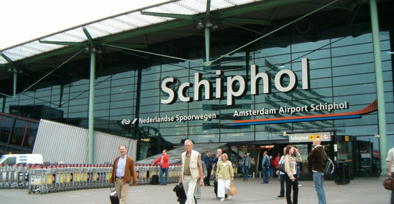 مطار سخيبول في أمستردام