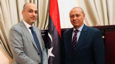 Photo of لجنة لحل مشاكل الجالية الليبية في مصر