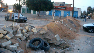"Photo of إغلاق الساحلي بسبب قضية ""أبناء الشرشاري"""