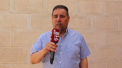 عميد بلدية امساعد صالح معوض