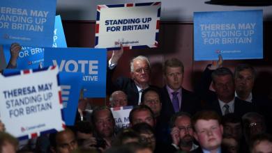 الانتخابات البريطانية - أرشيفية