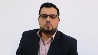 مدير مستشفى الزنتانعلي الشايبي