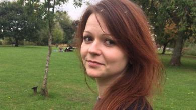 صورة ابنة الجاسوس الروسي في أول تصريح