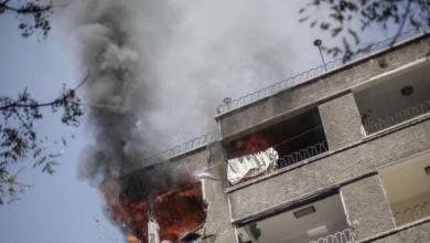 Photo of دوما تحت نيران القصف مجدداً