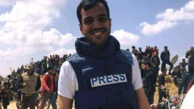المصور الصحفي ياسر مرتجى