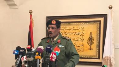 Photo of المسماري يكشف آخر التطورات العسكرية في طرابلس