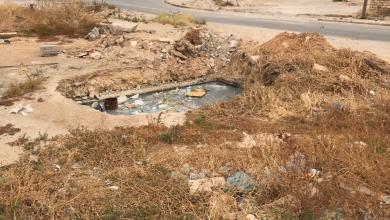 الصرف الصحي - تيجي