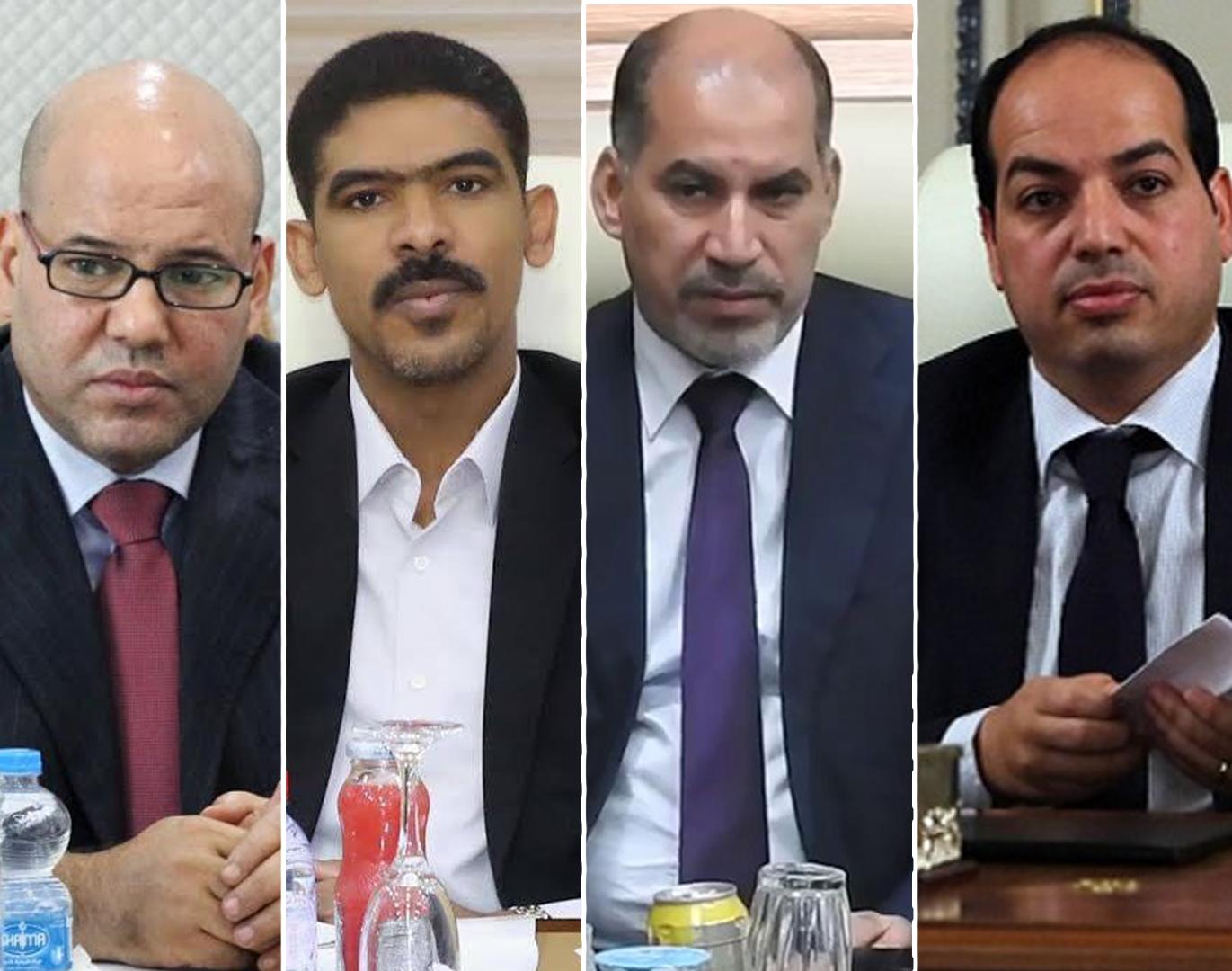 """""""المحاسبة"""" يكشف """"المال الحرام"""" بمكاتب """"رئاسي الوفاق"""""""