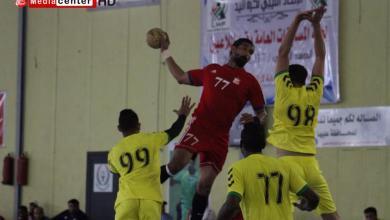 اختتام منافسات الدوري الليبي لكرة اليد بالمنطقة الشرقية