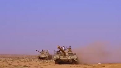 صورة اشتباكات درنة تتجدد والجيش مُسيطر