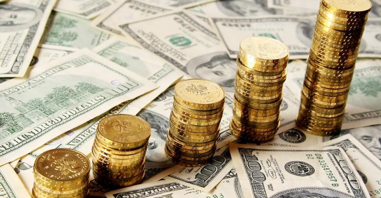 الدولار-والذهب