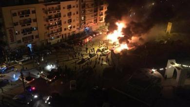 تفجير شارع جمال عبد الناصر