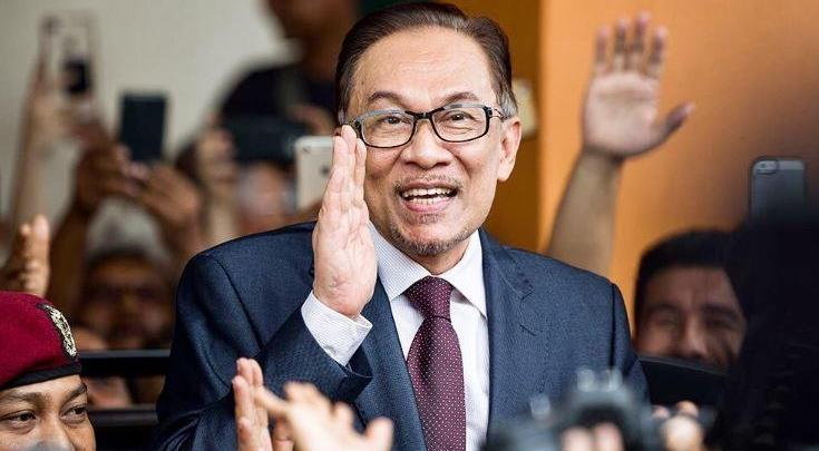 الزعيم الماليزي المسجونأنورإبراهيم