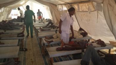 الكوليرا في نيجيريا