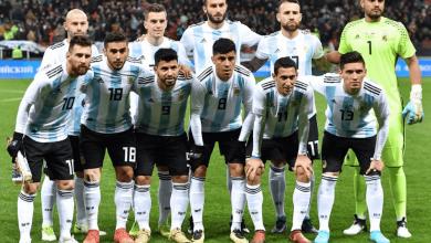 صورة المنتخب الأرجنتيني يبدأ التحضير للمونديال