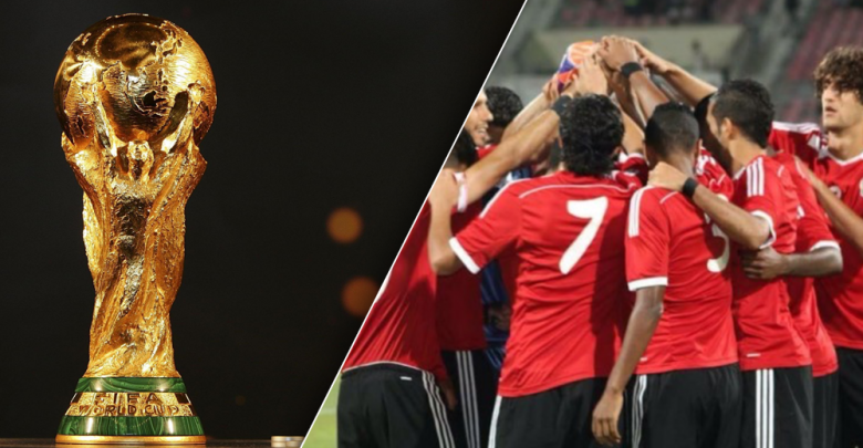 المنتخب الليبي وكأس العالم