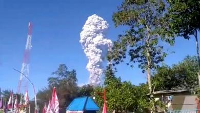 Photo of بركان يرعب إندونيسيا.. ويُغلق أكبر مطاراتها