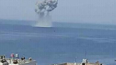 تحطم طائرة روسية حربية في سوريا