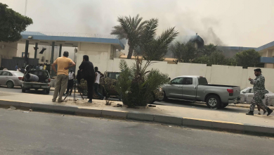 تفجير انتحاري يستهدف مقر المفوضية بطرابلس