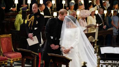 Photo of البريطانيون مشغولون: هل حضرت ديانا زفاف هاري؟