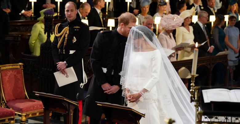 زفاف الأمير هاري