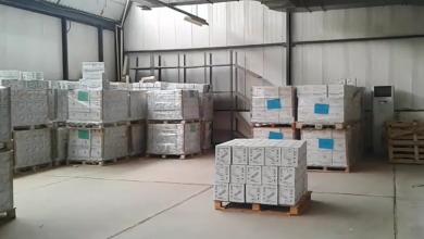 Photo of شحنات أدوية لإسعاف الجنوب