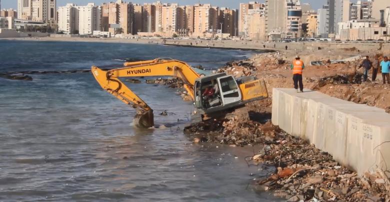 شواطئ طرابلس