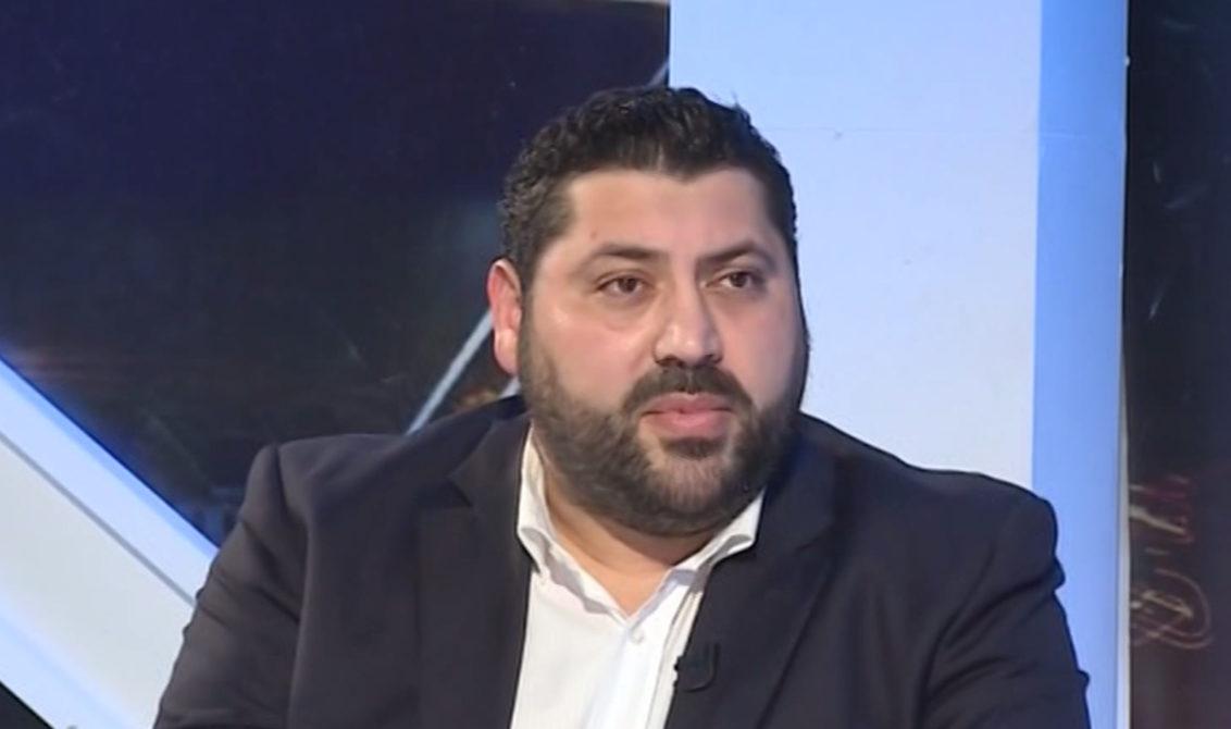 عضو مجلس النواب زياد دغيم