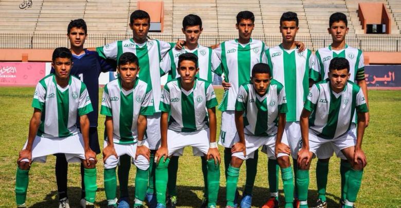 فريق الاتحاد المصراتي لفئة الأشبال يتوج بطلاً