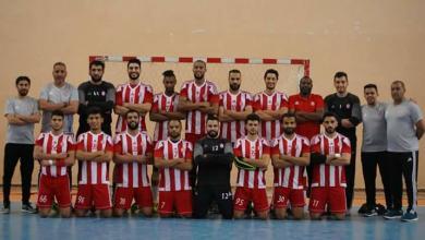 فريق الاتحاد لكرة اليد