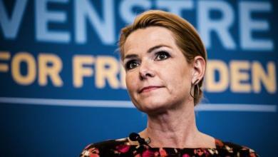 وزيرة الهجرة الدنماركية إنغى ستويبرغ