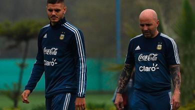 Photo of إيكاردي خارج تشكيلة الأرجنتين