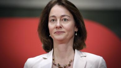 وزيرة العدل الألمانية