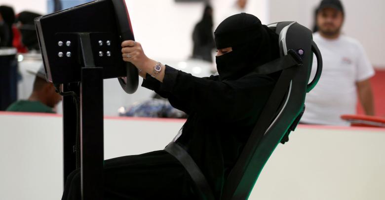 المعرض السعودي النسائي الأول للسيارات