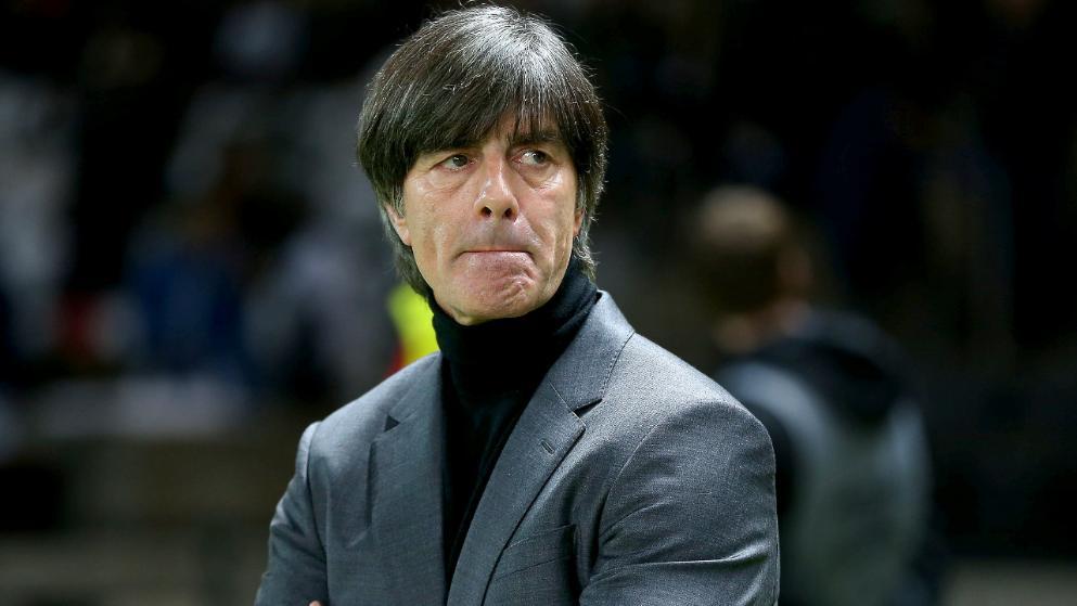 مدرب منتخب ألمانيا، يواخيم لوف