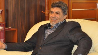 المدير العام لقناة ليبيا الوطنية عطا الله المزوغي