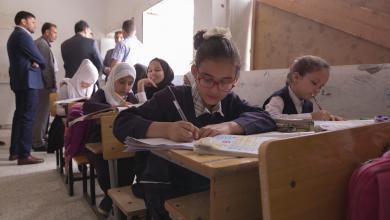 صورة صندوق تحقيق الاستقرار يستهدف التعليم بسرت
