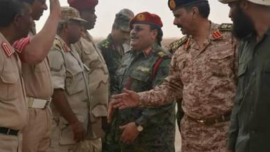 الحاكم العسكري لمنطقة سبها المبروك الغزوي