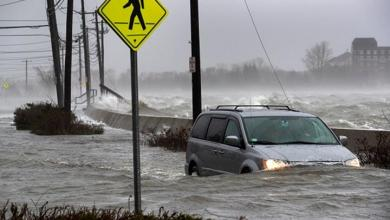 Photo of قتلى بعاصفة شرسة قطعت الكهرباء في أميركا