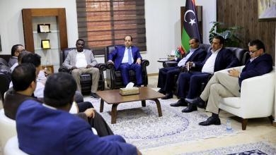نائب بالمجلس الرئاسي أحمد معيتيق